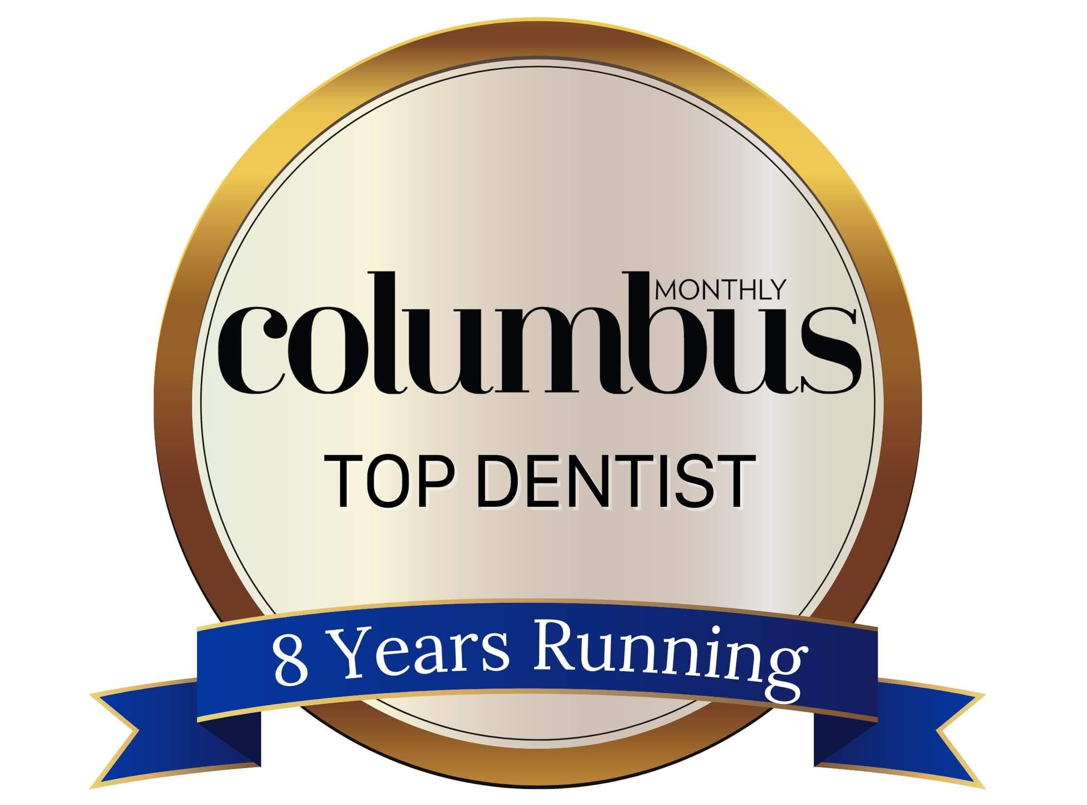 Columbus top dentist